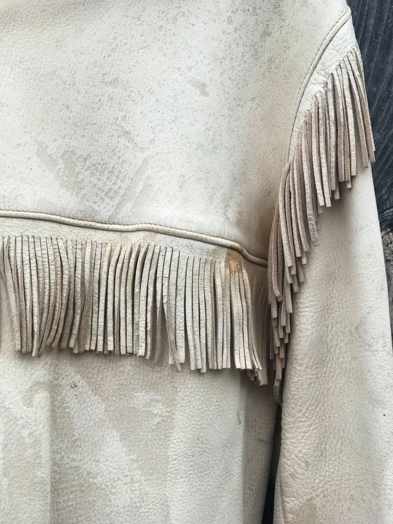Vintage Buckskin Jacket from the Early 1960's