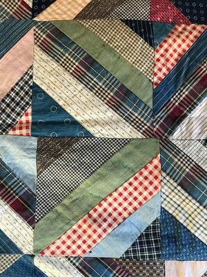 Antique Quilt Top (late 1800's)