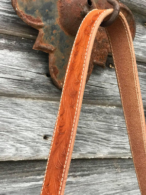 Handmade Chap Leather Bag