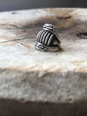 Early Navajo Made Sterling Ring