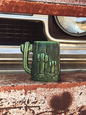 Vintage Roadrunner Mug from Arizona