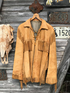 Soft Deerskin Jacket from the Early 60's