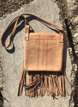 Berber Nomad Bag {light natural}