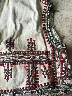 Antique Ukrainian Vest