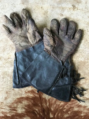 Antique Cowgirl Gloves