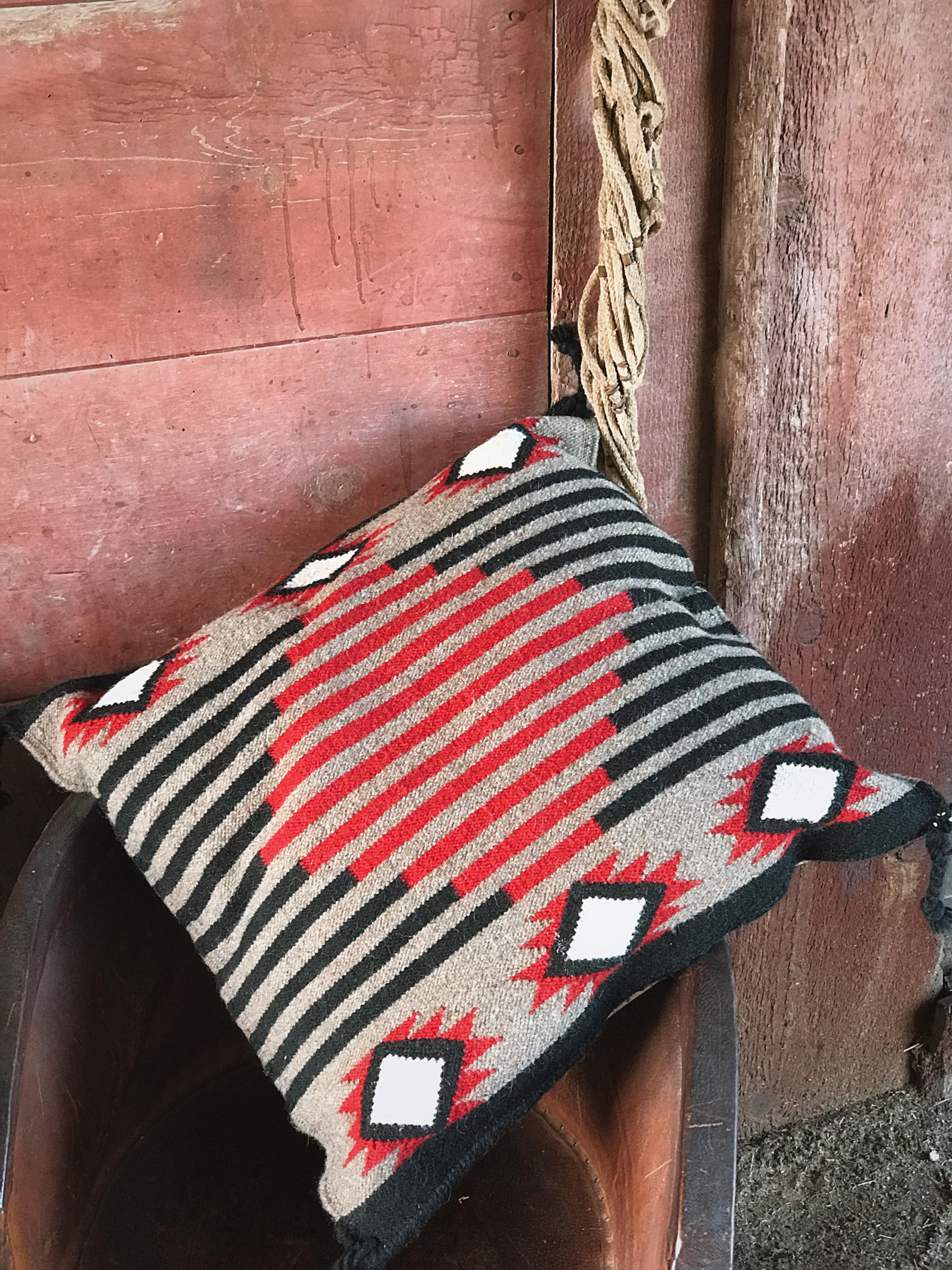 Navajo Inspired Pillows