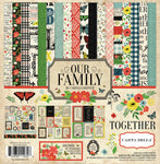 Carta Bella Our Family Collection Kit