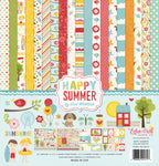 Echo Park Happy Summer Collection Kit by Lori Whitlock