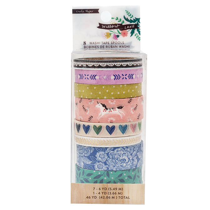 Add On - Maggie Holmes Willow Lane Washi Tape