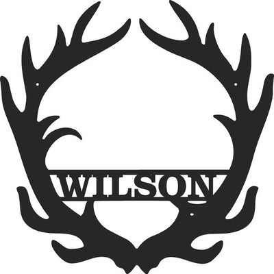 Monogram, Antler - Name Only
