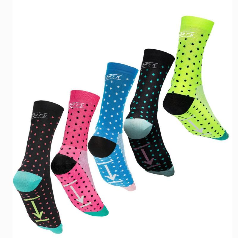 Outdoor Racing Footwear Cycling Socks