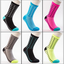 Professional Riding Cycling Socks Breathable Compression Athletic for Men and Women