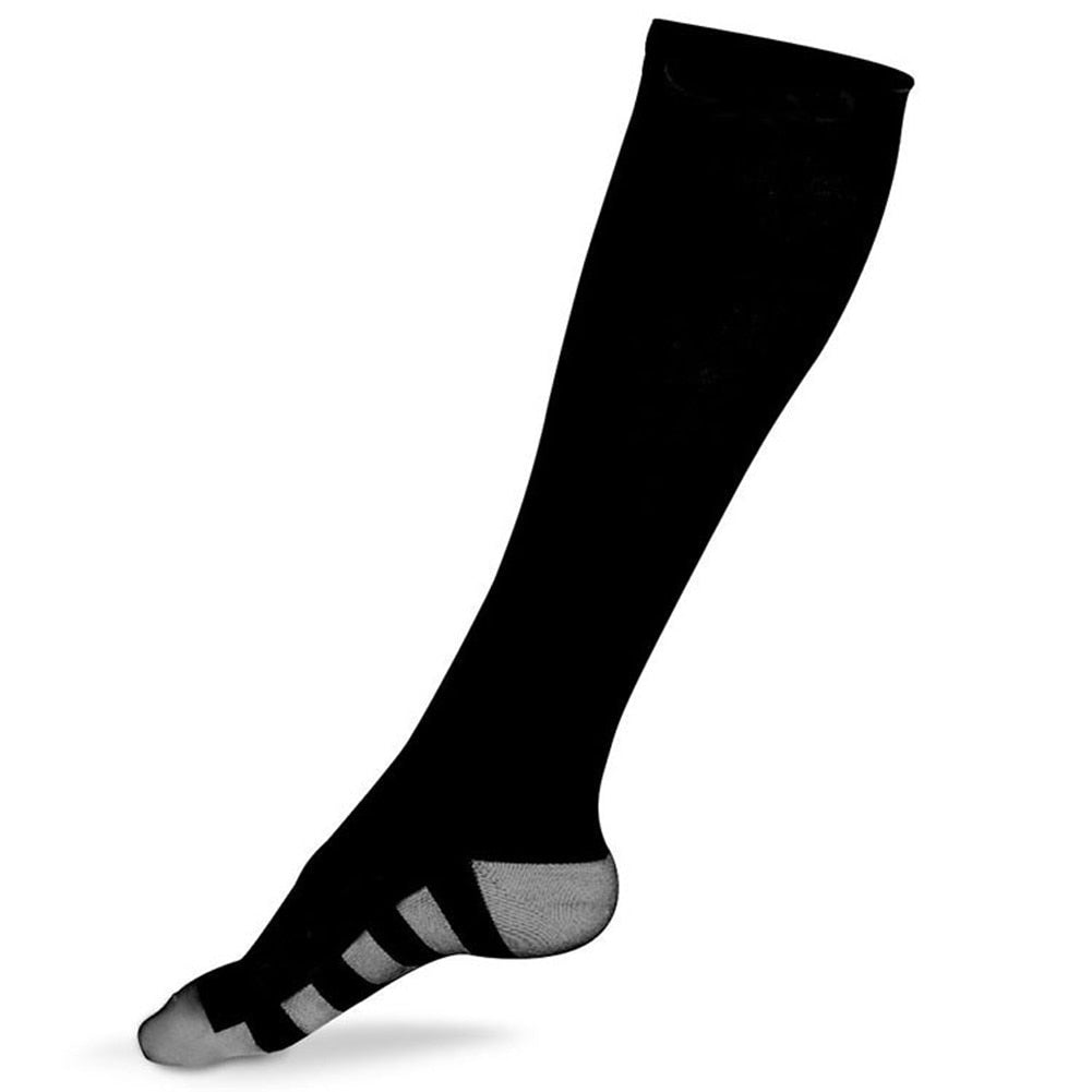 Best compression socks for running Athletic Black