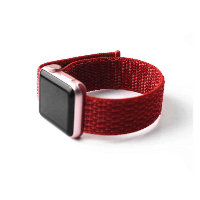 CRESTED strap For Apple Watch band apple watch 4 3 iwatch band 42mm 38mm 44mm 40mm correa bracelet Sport Loop watch Accessories - Assist Wear