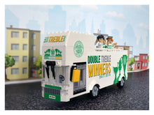 Celtic 2018 Parade Bus - Double Treble
