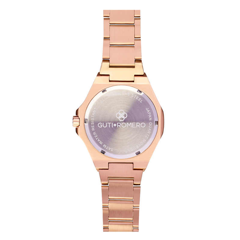 ROSE GOLD MATRIX 41MM