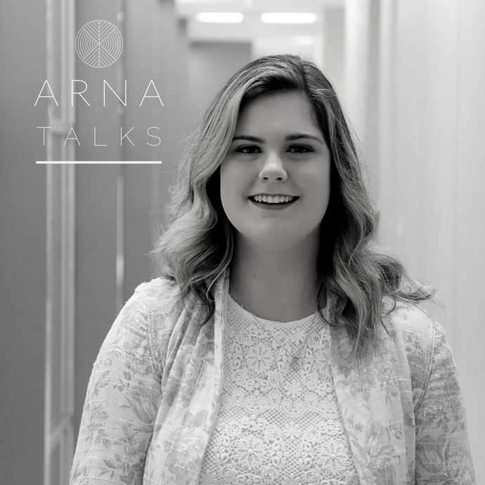 ARNA TALKS TO JULIA WEBER, 2020 NSW YOUNG WOMAN OF THE YEAR NOMINEE
