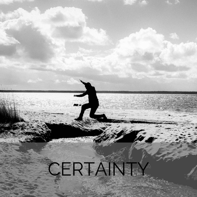 The concept of certainty