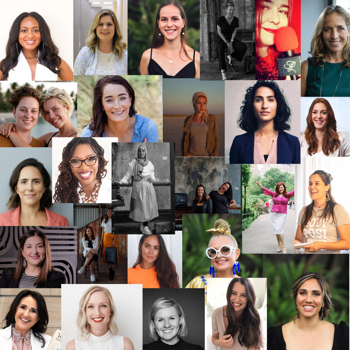 CULTIVATING COURAGE: TOP TIPS FROM INSPIRING WOMEN AROUND THE GLOBE