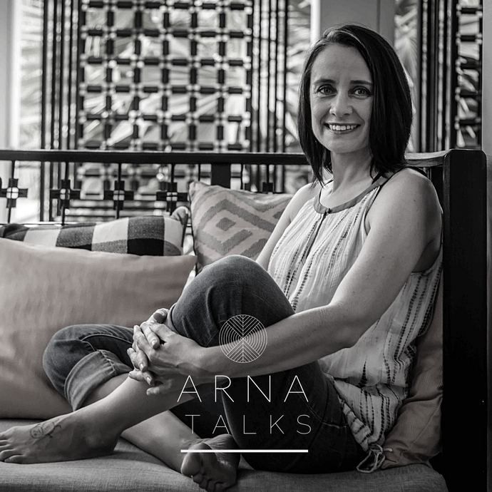 ARNA Talks TO MONIKA NOWACZYK FOUNDER OF BEEBEE + BONGO & CAMBODIA KNITS