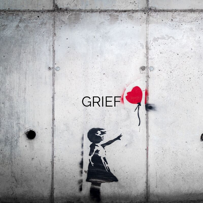 A graceful unravelling of grief
