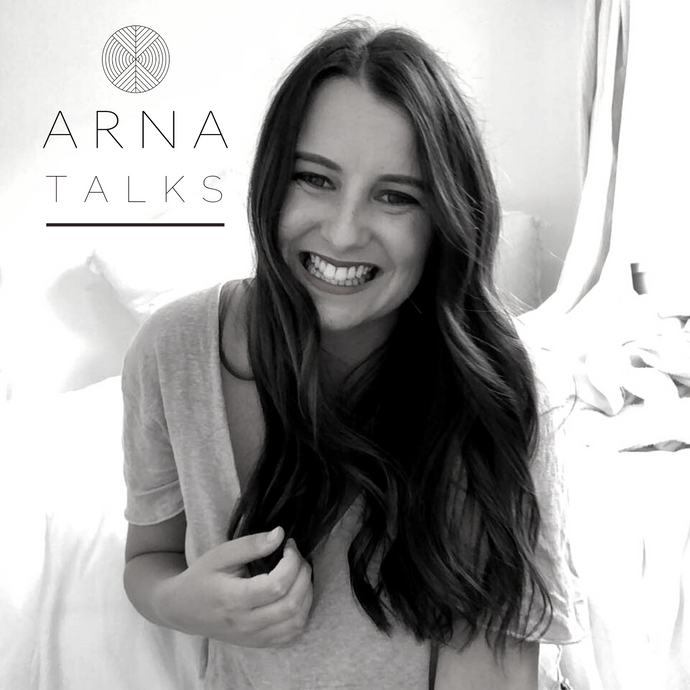ARNA Talks TO KELLY BERTRAND FOUNDER OF CAPSULE