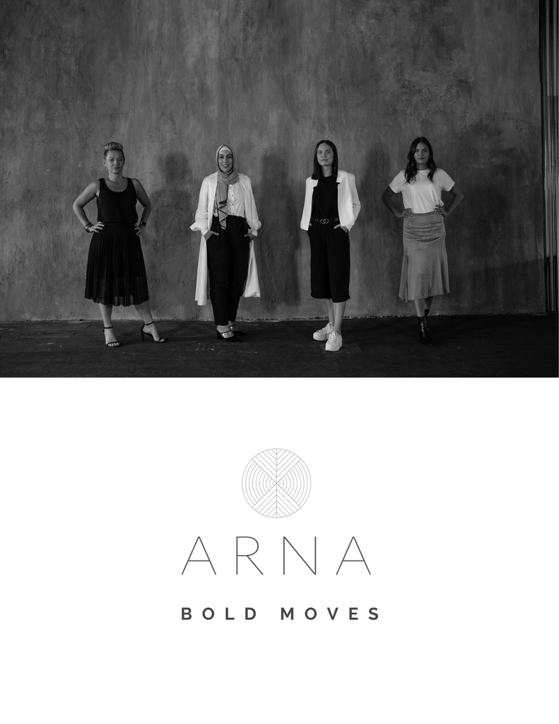 The campaign #BoldMoves takes a deep dive into each woman's life and work, the struggles they have faced, their views on gender equality, what they've overcome and their boldest moves to date.