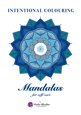 Colouring in mandala - ARNA online gift guide for christmas and holiday season, ethical gifts for the socially conscious shopper 2020