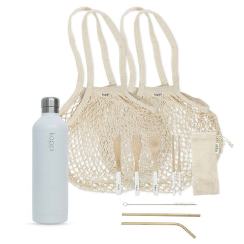Kappi Reusable Eco Friendly Start Kit