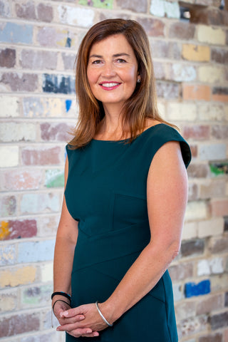 Danielle Dobson - Code Conversations founder talks to ARNA about finding time and energy - breaking the gender code - women leaders, female founders, work and laptop bags for women