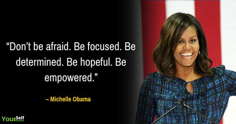 Michelle Obama inspiring quotes on ARNAonline