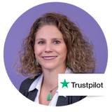 Gabriele Famous CMO at Trustpilot at Women in Leadership Lunch Online Retailer 2019