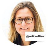 Lynna Barrett CDO at National Tiles - at Women in Leadership Lunch Online Retailer 2019