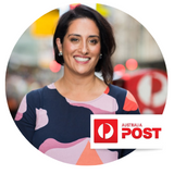 Rebecca Burrows GM at Australia Post at Women in Leadership Lunch Online Retailer 2019