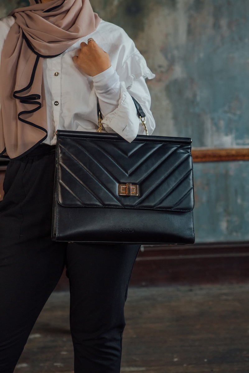 Work and laptop bags for women - ARNA empowered women leaders