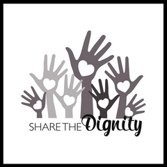 Share the Dignity charity donation
