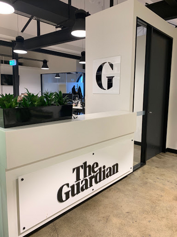 The guardian offices in sydney