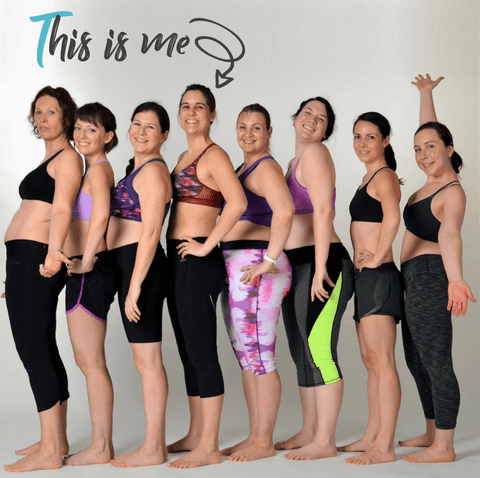 Interview with Sally Mcwilliams, fit with sally, body positivity wellness wellbeing, health lifestyle, ARNA talks podcast women leaders work and laptop bags for women