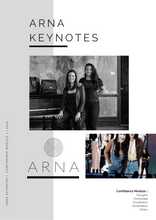 Load image into Gallery viewer, ARNA Keynotes Module 1: CONFIDENCE