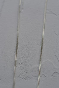 Sterling Silver Curb Chain 1.7mm