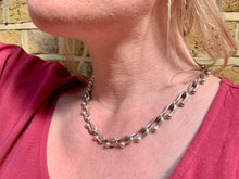 Load image into Gallery viewer, U Ball Sterling Silver Necklace