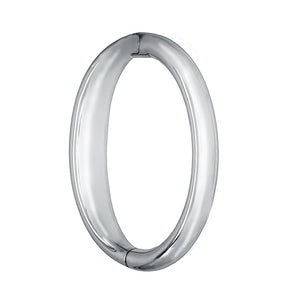 Double Click Sterling Silver Bangle