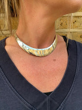 Load image into Gallery viewer, Silver Torque Collar Necklace - 20mm - Mon Bijoux - Mon Bijoux