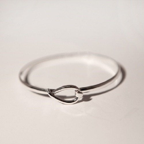 Mini Fish Silver Bangle - Mon Bijoux
