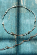 Load image into Gallery viewer, Swoop Sterling Silver Handmade Necklace - Mon Bijoux - Mon Bijoux