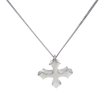 Load image into Gallery viewer, Sterling Silver German Style Iron Cross - Mon Bijoux - Mon Bijoux