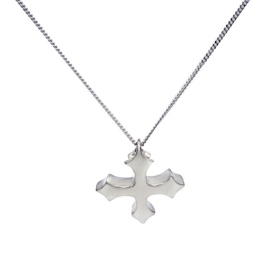 Sterling Silver German Style Iron Cross - Mon Bijoux - Mon Bijoux