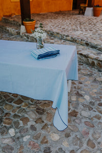 Mint & Klein Gingham SC Tablecloth