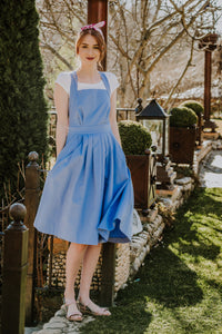 Blue Pinafore