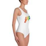 One-Piece Swimsuit (front only)